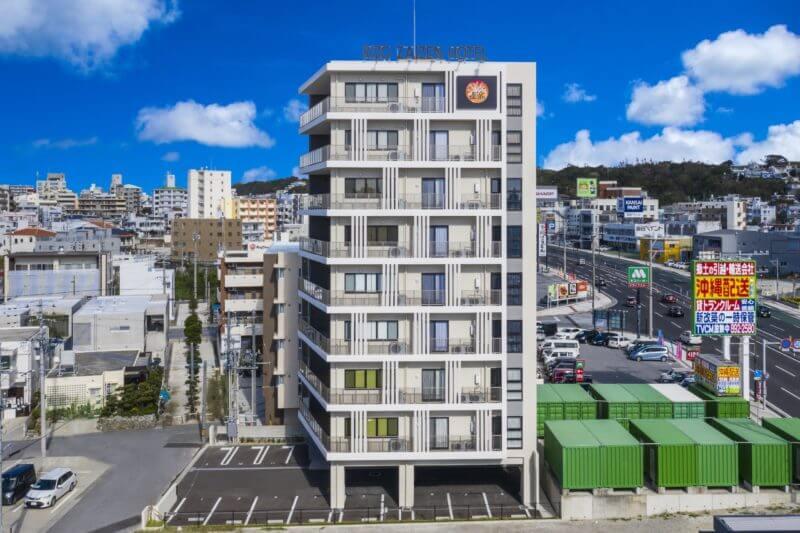 リゾザイゼンホテル沖縄外観
