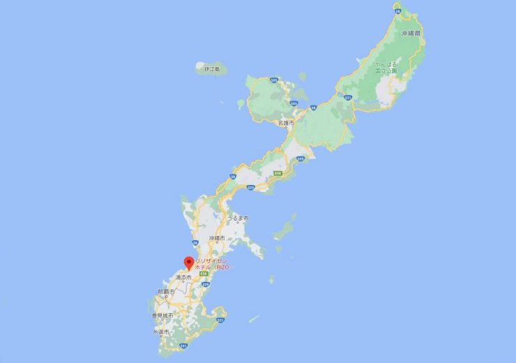 沖縄広いお部屋のコンドミニアム