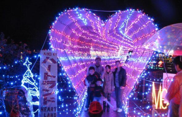 沖縄こどもの国クリスマスイベント